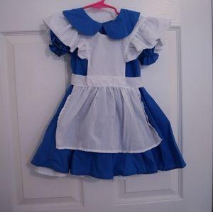 Alice costume from Disney's Allison Wonderland
